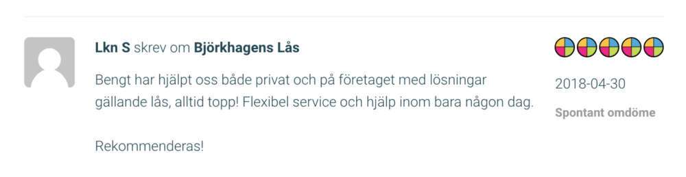 Låssmed årsta